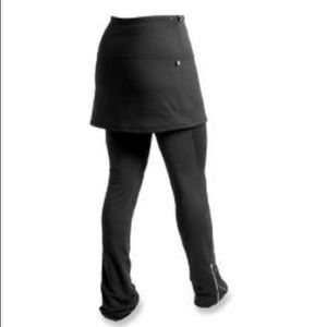 SkirtSports Black Ice Queen Winter 2 n 1 Legging S